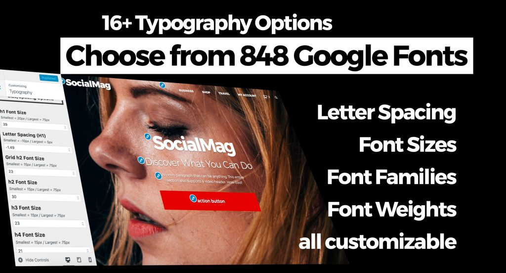 typography google fonts